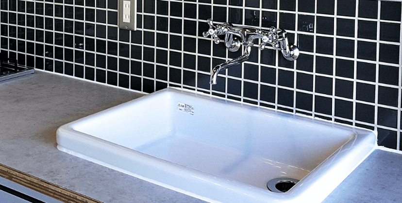 洗面台 水栓 快適性